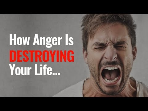 ANGER IS CONTAGIOUS