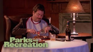 Ron Swanson's Birthday Party - Parks and Recreation