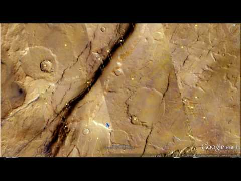 Easiest Way To Access NASA Mars Photos Using Google Earth Mars View