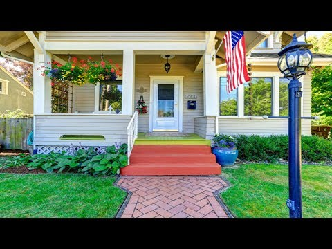 2018 Spring Front Porch Ideas