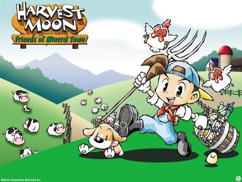Harvest Moon: FoMT - Part 6: Mirror
