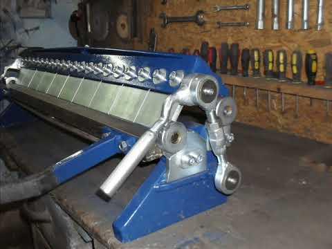 Sheet Metal Bender Brake