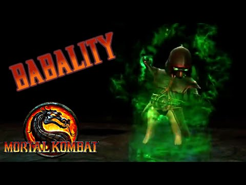 Mortal Kombat 9 (2011) - Ermac Babality   Costume 2