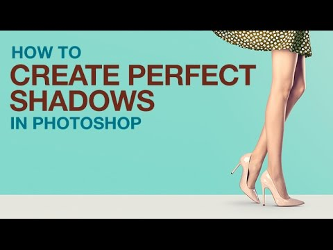 How to Create Perfect Shadows in Photoshop