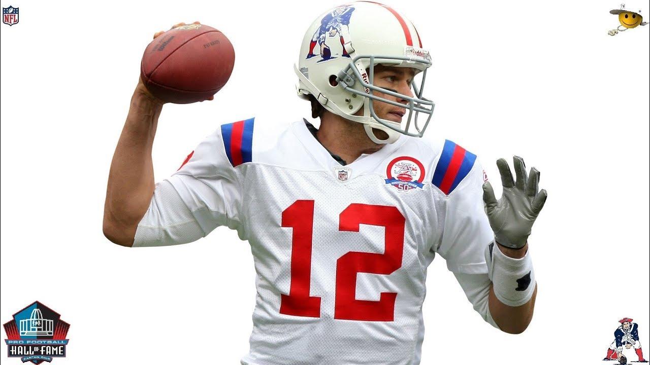 Tom Brady (The Greatest Quarterback in NFL History) NFL Legends