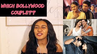 Which Bollywood Couple Has The Best Song?   CHALLENGE