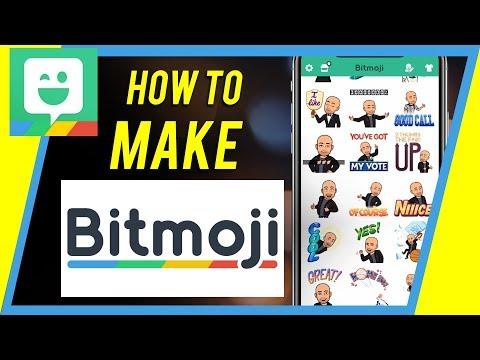 How to setup and use Bitmoji