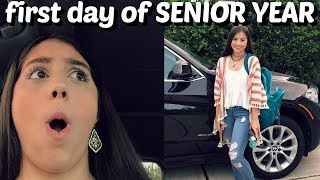 Grwm First Day Of Senior Year See more ideas about senior year, seniors, college survival. playtube