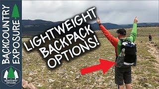 Download Choosing A Lightweight Backpack | Lightweight Backpacking Series Video