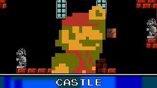 New Super Mario Bros. Castle Theme 8 Bit