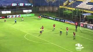 Ecuador (4) vs (1) Chile  Sudamericano sub-17