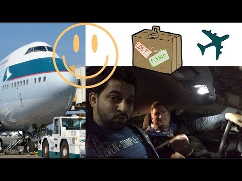 United Airline Delivered My Lost Luggage Same day! How to claim your lost luggage