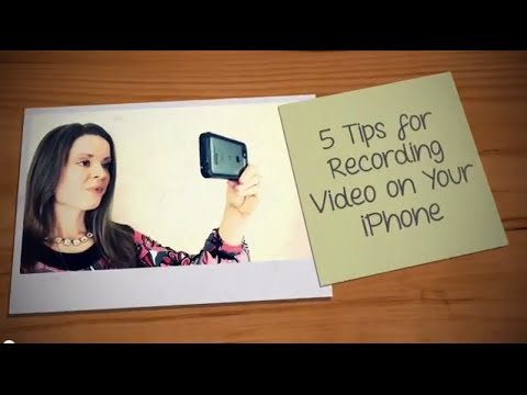 5 Video Marketing Tips for Recording on Your iPhone