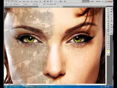 PhotoShop Cs5   Montage Photo 2013   YouTube