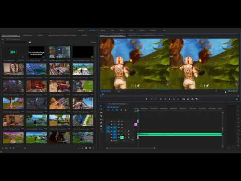 Adobe Premiere Pro l Finishing Up My Montage l Part 2