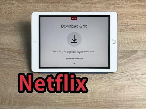 How to watch Netflix Offline