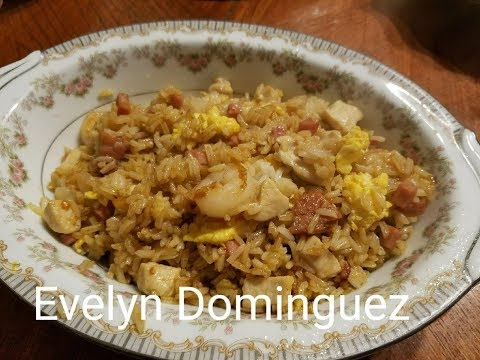 How to Make  House Fried Rice
