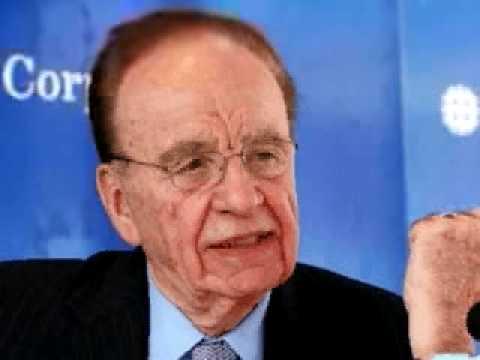 Rupert Murdoch just bought the Wall Street Journal
