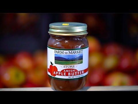 Apple Butter - original amish recipe