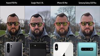 VERSUS! Huawei P30 Pro, Samsung S10 Plus, Pixel 3XL и iPhone XS Max