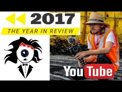 2017 Year In Review + Channel Announcements