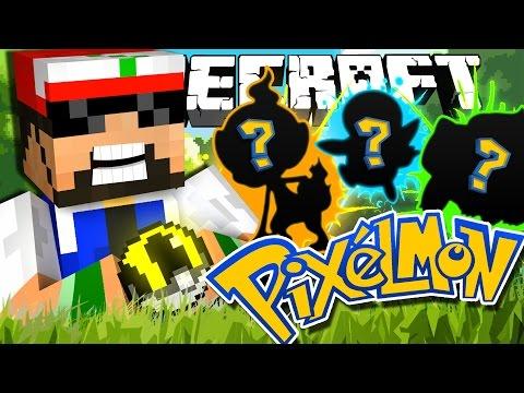 Minecraft | Pixelmon | IT ALL...STARTERS HERE!! [6]