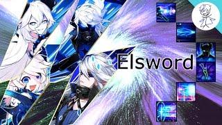 Elsword KR - Trans  Infinity Sword - New Skill (Infinity Strike