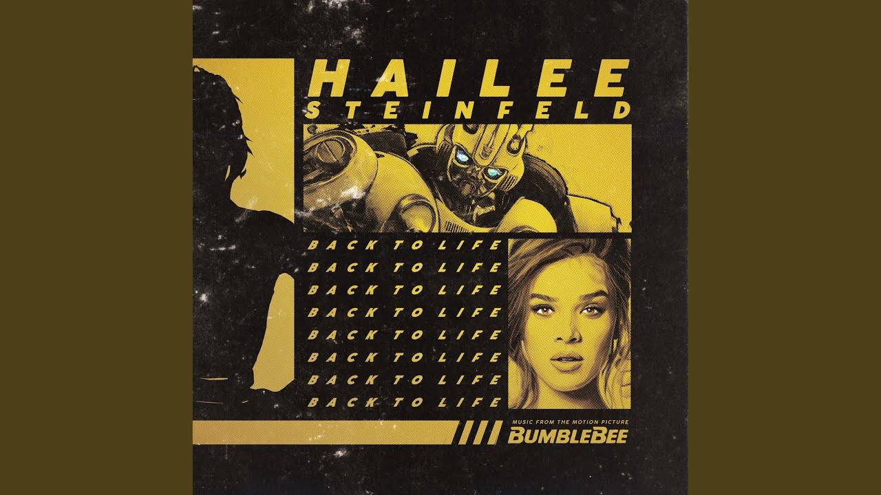 Hailee Steinfeld - Back to Life (80s Remix) [Bonus]