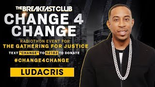 Ludacris Chimes In To Donate To #Change4Change