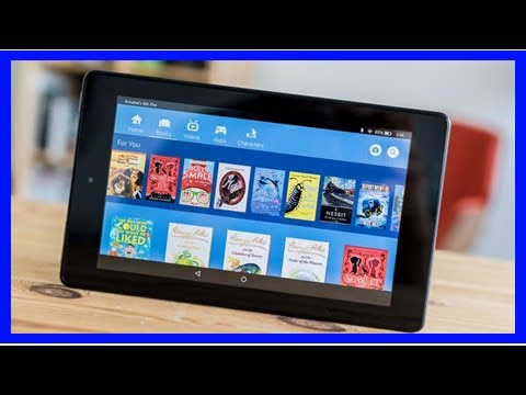 Make any Amazon Fire tablet child-friendly by enabling parental controls by BuzzFresh News