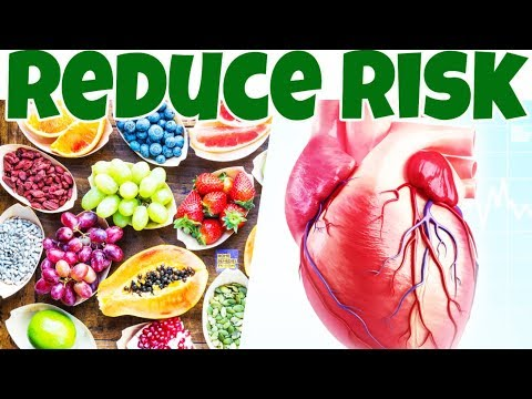 HOW to Reduce HEART Attack Risk? 6 BEST Ways To PREVENT Heart Attack! REDUCE RISK of GETTING STROKE