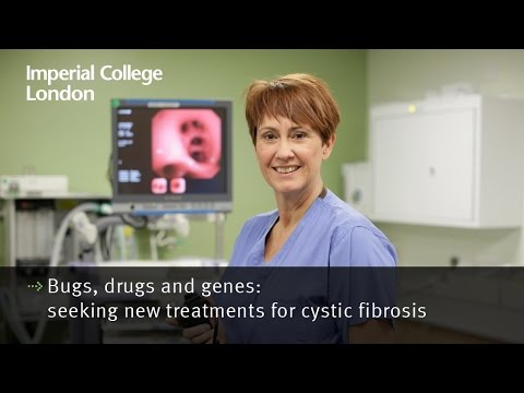 Bugs, drugs and genes: seeking new treatments for cystic fibrosis