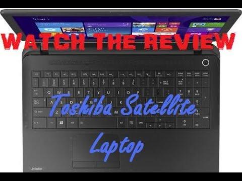 Toshiba Satellite C55D-B5212 Laptop Review