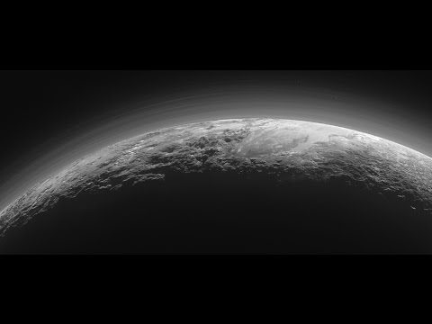 The Wonders of Pluto