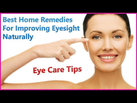 Top 5 Foods For Healthy Eyes