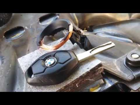 BMW Diamond Key Fob Really Have Rechargeable Battery?