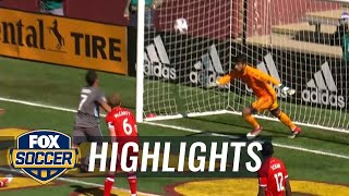 Minnesota United FC vs. Chicago Fire | 2018 MLS Highlights
