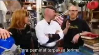 Mythbusters Teeth Challenge (Low Quality)