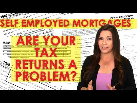 Self Employed Mortgages | Are your tax returns a problem?