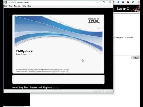 IBM x3550 M2 IMM