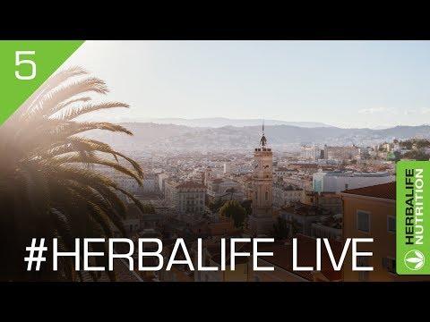 #Herbalife Live 5 : L'expérience consommateur Herbalife Nutrition - Témoignages de Côte d'Azur