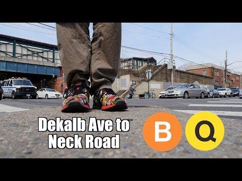 B Q Dekalb Ave to Neck Rd