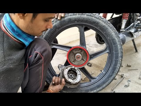 Drum Brakes Alloy Wheels Problems in Bike & Scooter Free Tips Save 3500 rs