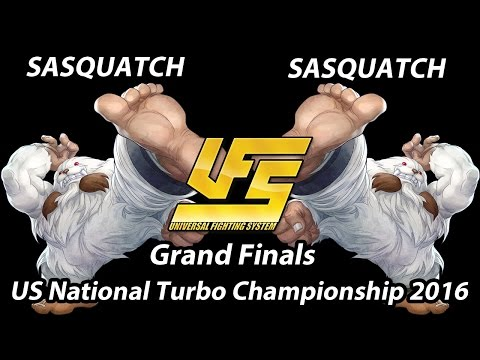 UFS Nationals 2015 - Turbo Finals