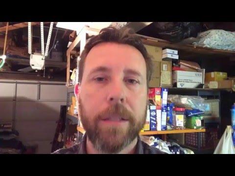 GE Refrigerator Ice Maker door fix