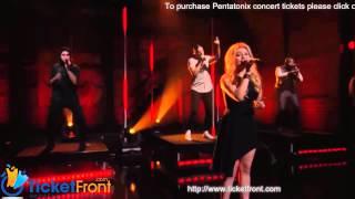 "Pentatonix Performs ""On My Way Home"" on Conan"