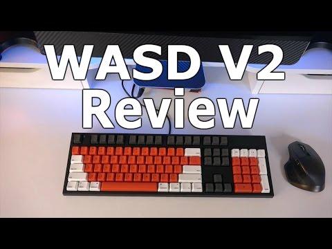 Best Mac Mechanical Keyboard! | WASD V2 Custom Mechanical Keyboard Review