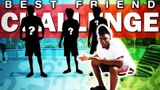 Best Friend Challenge! Who Knows Jordan the Best!