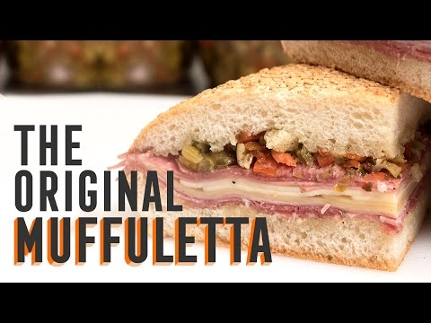 Central Grocery's Original Muffuletta Now Ships Nationwide on Goldbely!