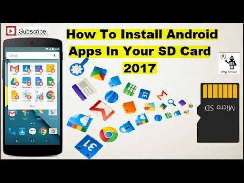 How To Move Apps To SD Card On Android Phones Without Root (Trick 2017) - Solving Techniques